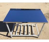 Стол нержавеющий 120х70х87